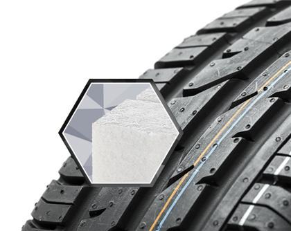 SSBR, NB latex, Enepor, CNT (carbon nano tube)